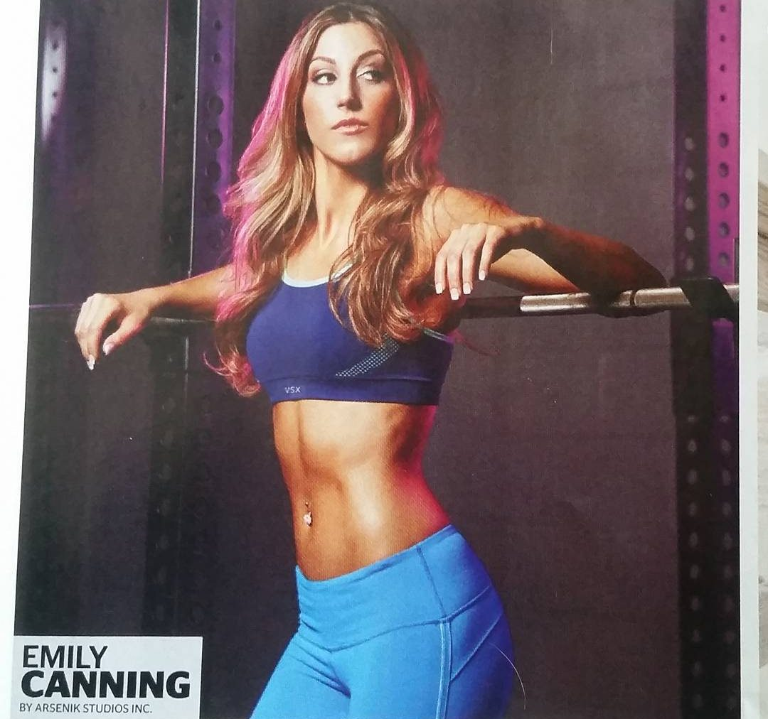 Emily Inside Fitness Photoshoot