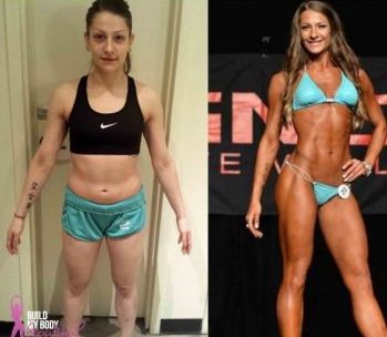 Melyssa Before and After