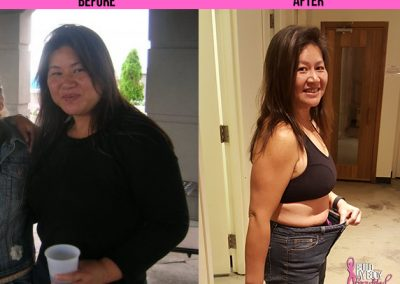 Christina Lee  Weight Loss