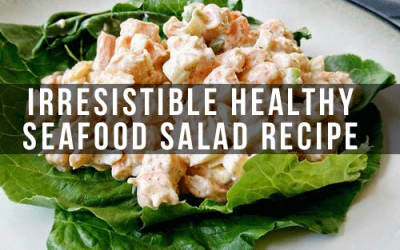 Delicious Seafood Salad Recipe that Will Suit Your Weight Loss Diet Plan